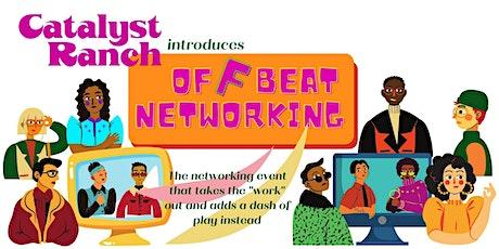 Offbeat Networking tickets