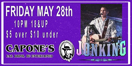 The Jon King Band tickets