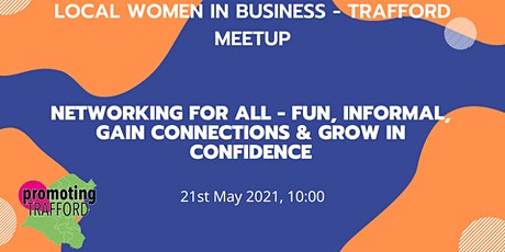 Women in Business Meetup - Trafford billets