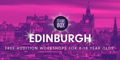 Free Stagebox Edinburgh Audition tickets