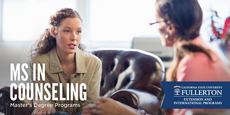 MS in Counseling Information Sessions tickets
