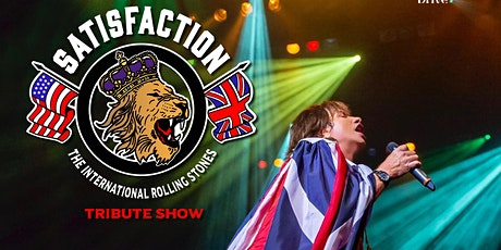 Satisfaction: The International Rolling Stones Tribute Show at Will's Pub tickets
