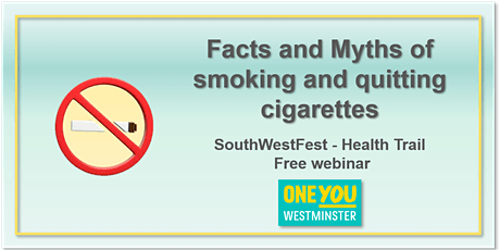 Facts and Myths of smoking and quitting cigarettes with ONE YOU tickets