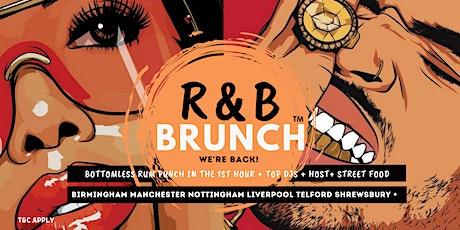 R&B Brunch MCR - 31 JULY tickets