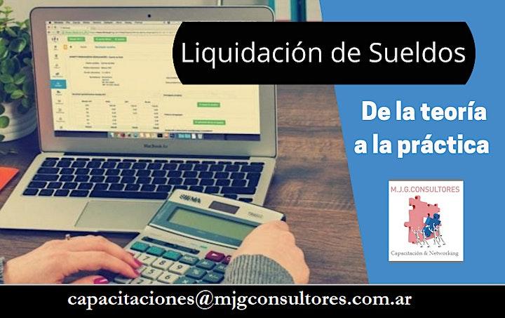 Imagen de Excel para Liquidación de Sueldos