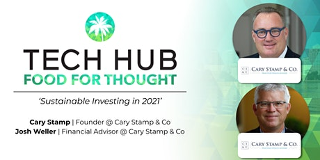 LUNCH & LEARN | Sustainable Investing in 2021 (Cary Stamp & Co) tickets