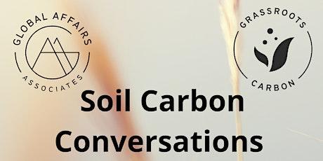 Soil Carbon Conversations tickets