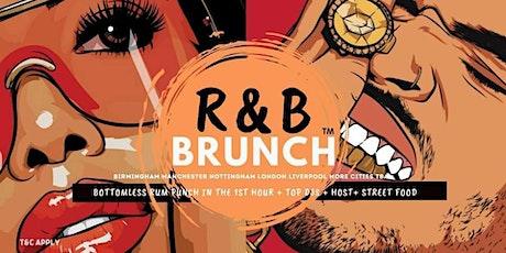 R&B Brunch NOTTS - 18 SEPT tickets