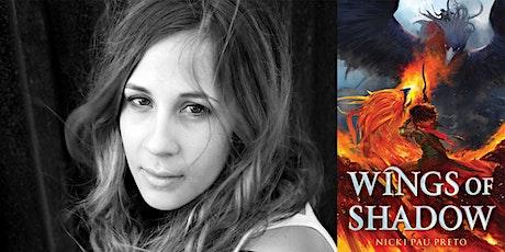 An Evening with Author Nicki Pau Preto tickets