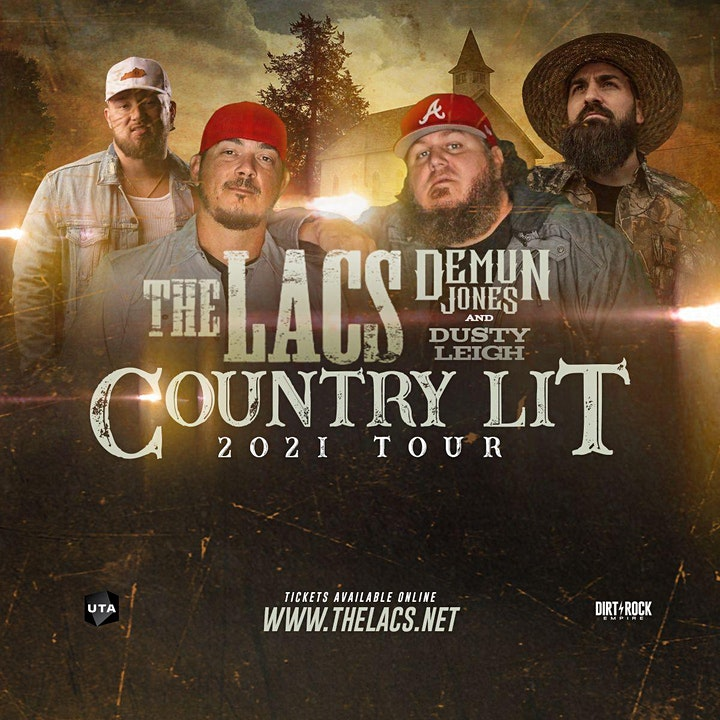 Country Lit 2021 Tour image