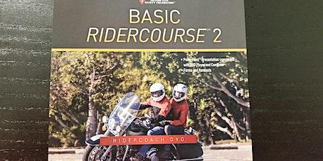 ERC/BRC2#459E 5/4 & 5/8 (ADVANCED COURSE - Tues night classroom session&Sat tickets
