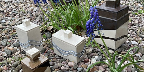 Outside The Box. Structural ceramics and slip decoration 2 day workshop tickets