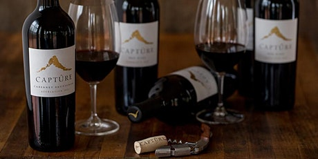 Captûre Wine Dinner tickets