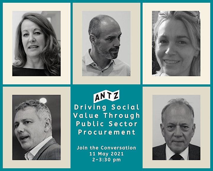 ANTZ Driving Social Value Through Public Sector Procurement 11 May 2021 image