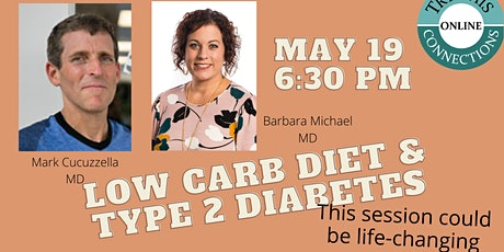 Low carb diet / a powerful tool to control and head off diabetes tickets