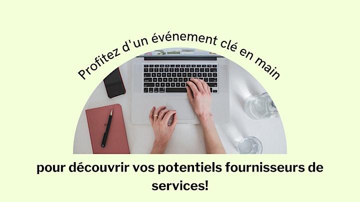 Image de Salon des services-conseils en transformation alimentaire