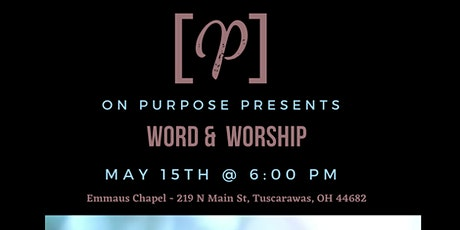 Word & Worship Night tickets