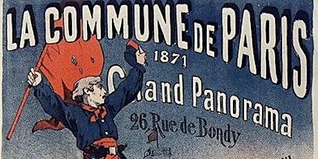 Paris Commune 1871 tickets