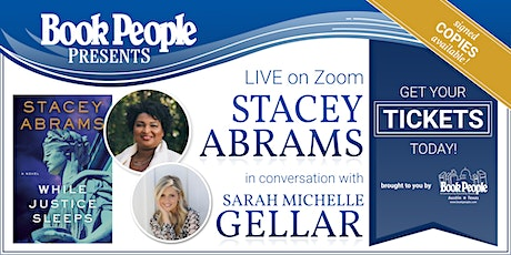 BookPeople Presents: An Evening with Stacey Abrams tickets