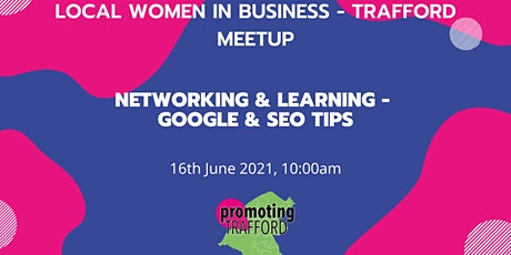 Women in Business Meetup - Trafford tickets