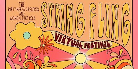 SPRING FLING Virtual Music Festival tickets