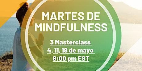 Martes de Mindfulness entradas