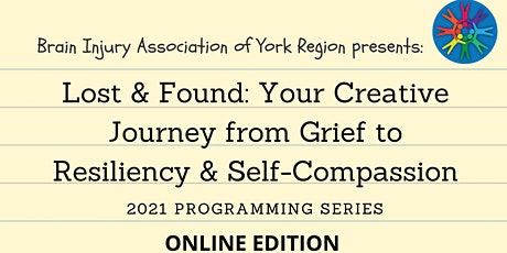 Lost & Found: Your Creative Journey - 2021 BIAYR Programming Series tickets