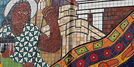 Fifth Saturday Specialty Tour - Public Art in the Cultural Center tickets