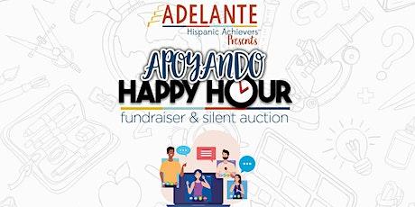 Apoyando Adelante Fundraiser & Silent auction. tickets