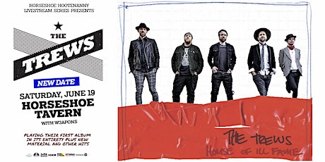 The Trews tickets