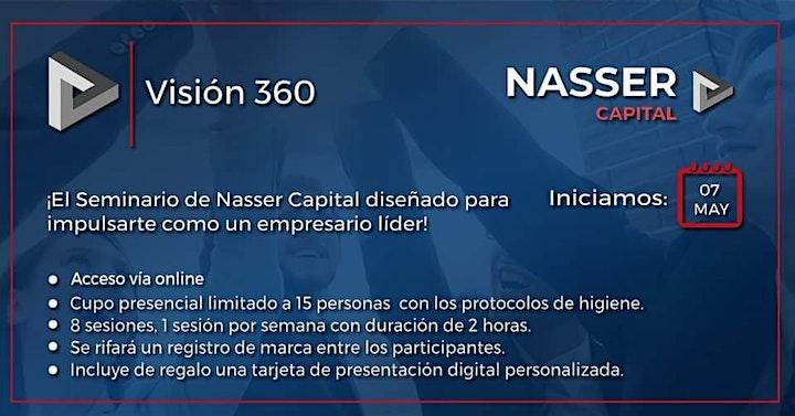 Imagen de Seminario Visión 360