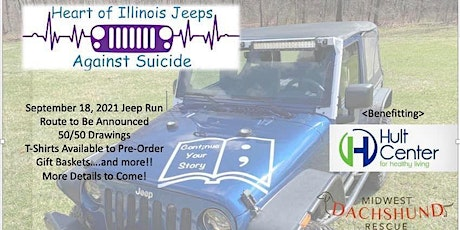 Jeeps Against Suicide tickets