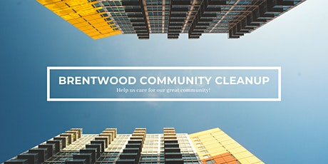 Brentwood Community Cleanup & Contest! tickets