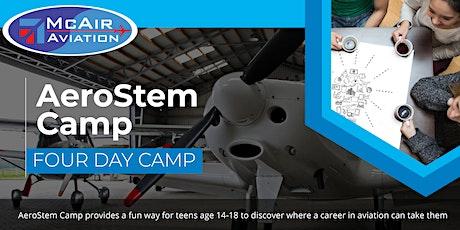 AeroStem Camp - 4 Day (July 26-July 29) tickets