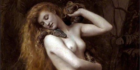Lilith from Demon to Feminist Icon - Per Faxneld - Zoom Lecture tickets