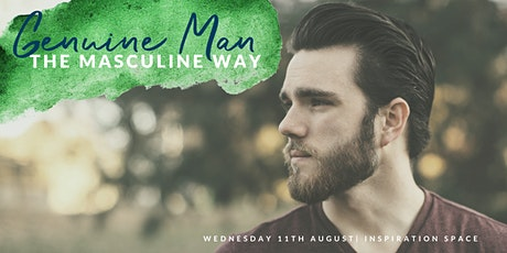 The Masculine Way tickets