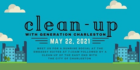 City of Charleston  Clean Up tickets