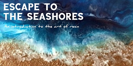 An introduction to the art of resin - Me, Myself and Arts - Luton tickets