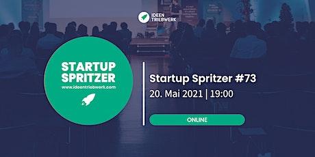 Startup Spritzer #73 - Online biglietti