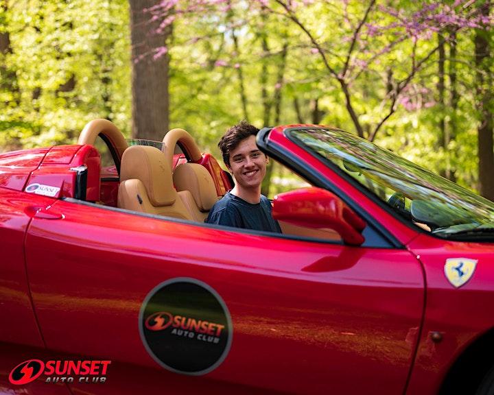 SUPERCAR DRIVE EXPERIENCE (Ferrari F430 Spider) image