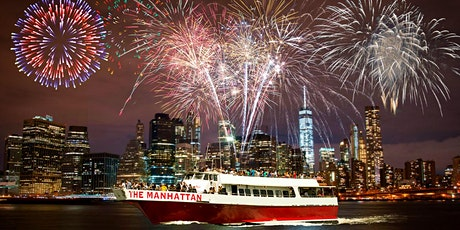 NYC July 4th Fireworks Cruise 2021 tickets