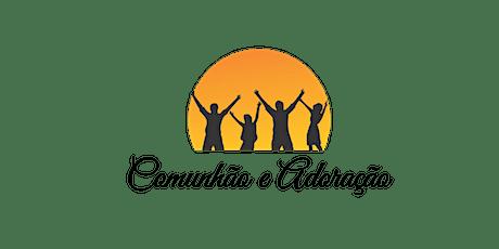 Culto Domingo  25 de Abril - Manhã ingressos