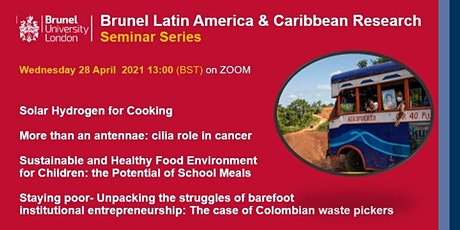 Brunel Latin America & Caribbean Research Seminar Series tickets