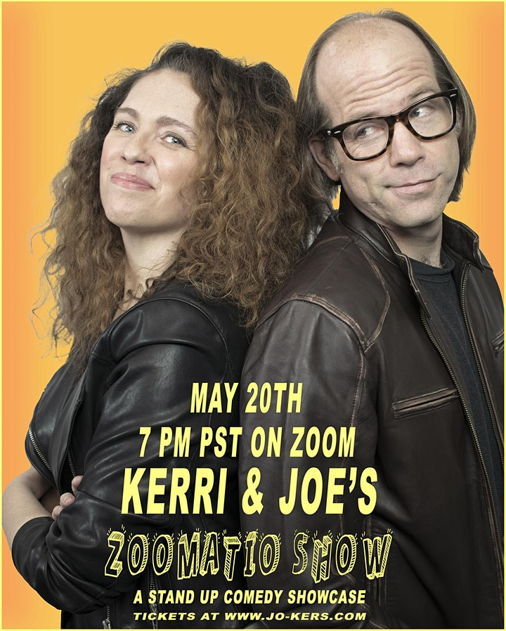 Kerri & Joe's Zoomatio Show image