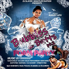 BUBBLES & BUTTS PT2 tickets