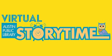 Virtual All Ages Storytime tickets