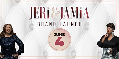 Jeri and Jamia Unfiltered Launch and Book Signing Event tickets