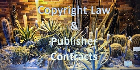 Copyright Law & Publishing Contracts tickets