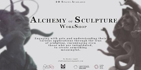 Studio Melanix: Alchemy of Sculpture - Me, Myself & Arts - Luton tickets