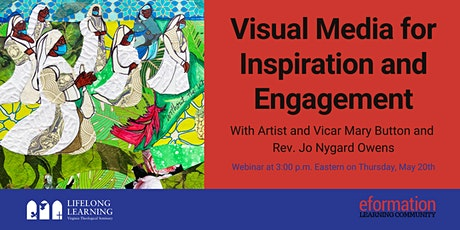 Visual Media for Inspiration and Engagement tickets